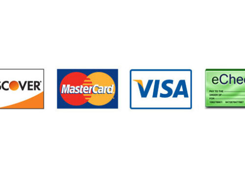 NEW Payment Options Now Available!