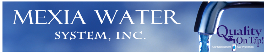 Mexia Water System, Inc. | Pay Online Logo